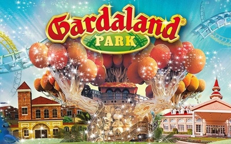 Biglietto per 1 giorno a GARDALAND