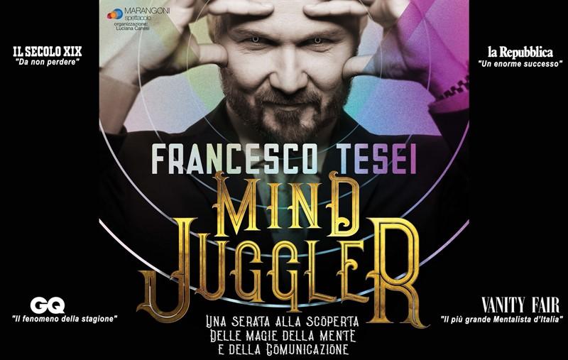 Francesco Tesei in MInd Juggler