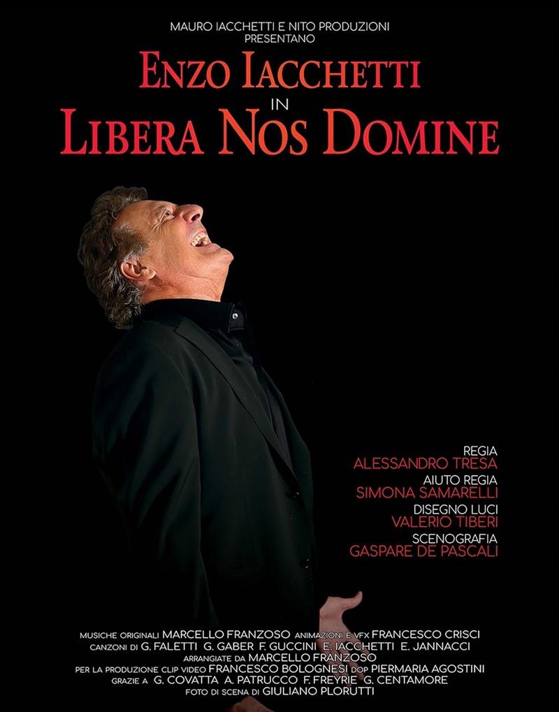 Enzo Iacchettti in LIBERA NOS DOMINE