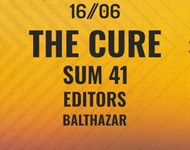 The Cure @ Firenze Rocks